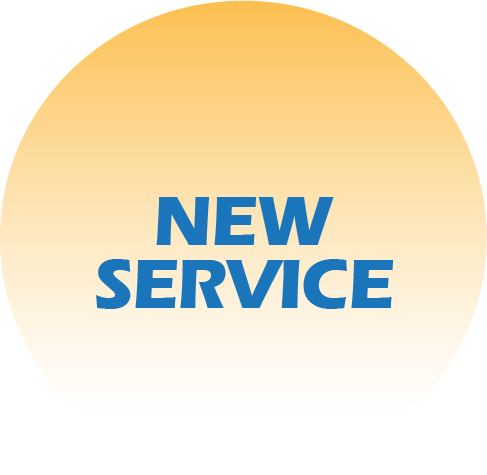 New Service information Lindale REA Lindale Alberta
